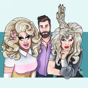 Trixie-petey-katya
